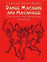 Camille Saint-saens Danse Macabre And Havanise Orch - Violin