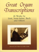Great Organ Transcriptions - Organ