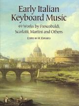 Early Italian Keyboard Music Piano Solo - Piano Solo