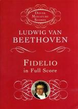 Beethoven - Fidelio - Score
