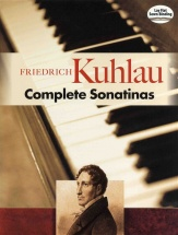 Friedrich Kuhlau Complete Sonatinas Score - Piano Solo