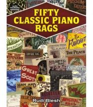 Fifty Classic Piano Rags - Piano Solo