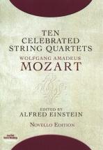 Mozart - Ten Celebrated String Quartets - String Quartet