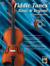 Fiddle Tunes Basic & Beyond + Cd - Fiddle