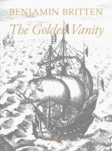 Britten Benjamin - Golden Vanity - Vocal Score (par 10 Minimum)