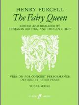 Purcell Henry - Fairy Queen, The  - Vocal Score (par 10 Minimum)