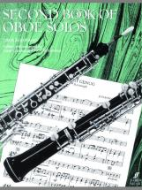 Craxton J / Richardson A - Second Book Of Oboe Solos - Oboe And Piano