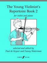 De Keyser Paul - Young Violinist