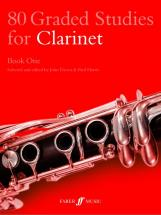 Davies J / Harris P - 80 Graded Studies For Clarinet Book 1 - Clarinet