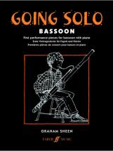Sheen Graham - Going Solo - Bassoon And Piano