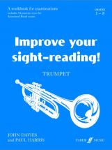 Davies J / Harris P - Improve Your Sight-reading! Grades 1-5 - Trumpet