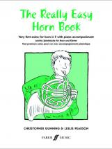 Gunning C / Pearson L - Really Easy Horn Book - French Horn And Piano