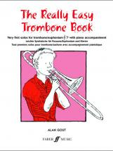 Gout Alan  - Really Easy Trombone Book - Trombone And Piano