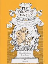 Bonsor B. - Play Country Dances - Flute A Bec