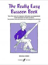 Sheen Graham - Really Easy Bassoon Book - Bassoon And Piano