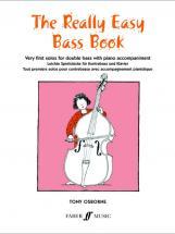 Osborne Tony  - Really Easy Bass Book - Double Bass And Piano