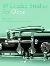 Davies J / Harris P - 80 Graded Studies For Oboe. Book 1 - Oboe