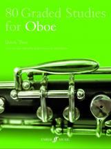 Davies J / Harris P - 80 Graded Studies For Oboe Book 2 - Oboe