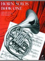 Horn Solos Book 1 - Cor Et Piano