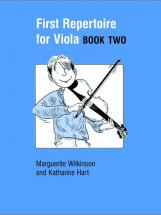 Wilkinson M / Hart K - First Repertoire For Viola Book 2 - Viola And Piano