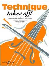 Cohen Mary - Technique Takes Off! - Violin