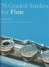 Harris P./adams S. - 76 Graded Studies Vol. 2 - Flute