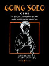 Francis S / Grant R - Going Solo - Oboe And Piano