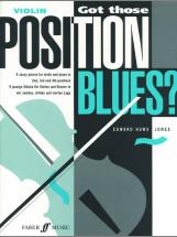 Huws Jones Edward - Got Those Position Blues? -