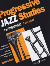 Rae James - Progressive Jazz Studies 1 - Trombone
