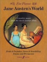 Harris Richard - Jane Austen's World (piano) - Shows/film/tv