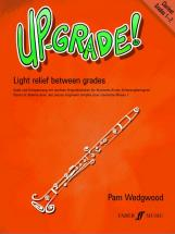 Wedgwood Pam - Up-grade! Grade Grades 1-2 - Clarinet And Piano