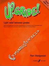 Wedgwood Pam - Up-grade! Grade Grades 1-2 - Clarinet And Piano
