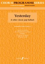 Latham Robert  - Yesterday & Other Classics - Upper Voices (par 10 Minimum)