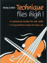 Cohen Mary - Technique Flies High! - Violin