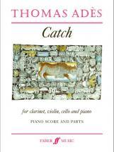 Ades Thomas - Catch - Mixed Ensemble