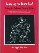Legg Pat / Gout Alan - Learning The Tenor Clef - Cello