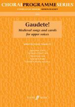 Summerly Jeremy  - Gaudete! - Upper Voices (par 10 Minimum)