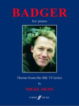 Hess Nigel - Badger - Theme From The Tv Series - Pvg