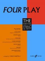 Martelli Carlo  - Four Play - String Quartet