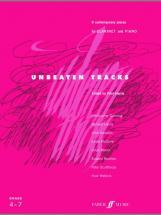 Harris Paul  - Unbeaten Tracks - Clarinet And Piano