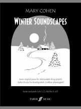 Cohen Mary - Winter Soundscapes - String Quartet
