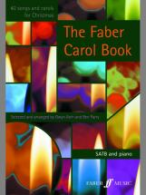 Arch Gwyn / Parry Ben - Faber Carol Book - Choeur Satb  (par 10 Minimum)
