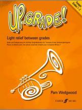 Wedgwood Pam - Up-grade! Grades 1-2 - Trumpet And Piano