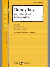 L'estrange A.  - Danny Boy- Choral - Mixed Voices (par 10 Minimum)