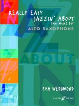 Wedgwood Pam - Really Easy Jazzin' About - Saxophone And Piano