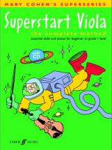 Cohen Mary - Superstart Viola + Cd - Viola