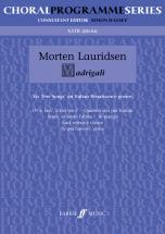 Lauridsen Morten - Madrigali - Mixed Voices (par 10 Minimum)