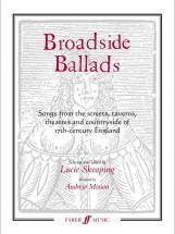 Skeaping Lucie  - Broadside Ballads - Solo Voice