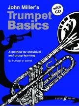 Miller John - Trumpet Basics + Cd (pupil