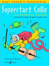 Cohen M / Bruce W - Superstart Cello + Cd - Cello